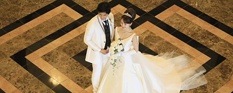 wedding写真撮影プラン!